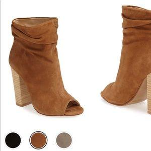 2eed4accfab Nordstrom Shoes - Kristin Cavallari Laurel Peep Toe Bootie